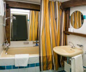 Haus Mariandl Fewo 21, Bad/WC mit Badewanne